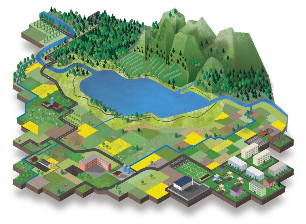 Graphique: Espace rural
