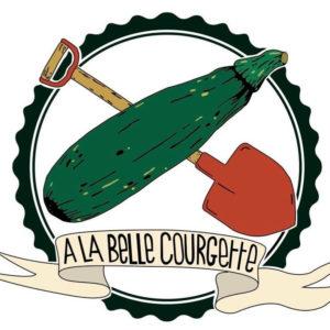 Logo: A la belle courgette